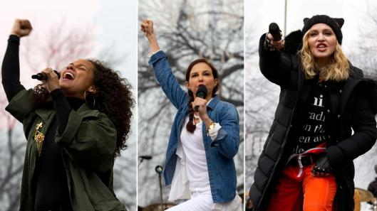womensmarch-celebritiees